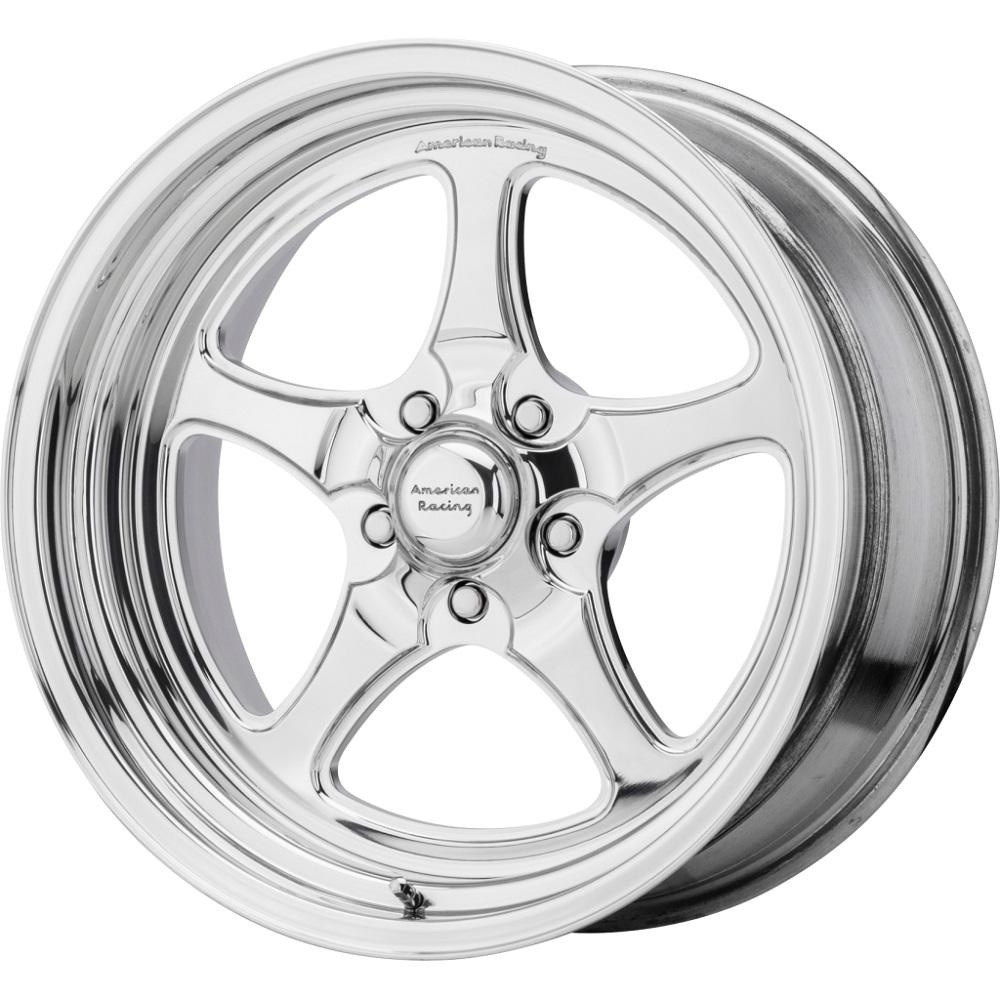 American Racing Wheels VF540 - Polished Rim