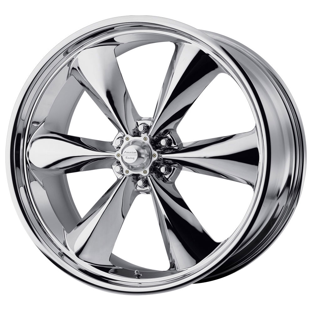 American Racing Wheels AR604 Torq Thrust ST - Chrome Rim