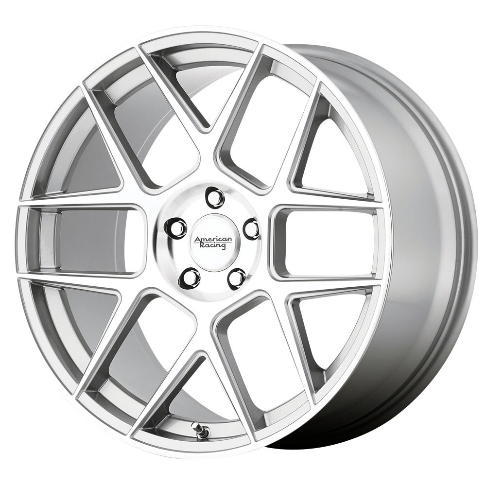 American Racing Wheels AR913 APEX - Gun Metal Machined Face Rim