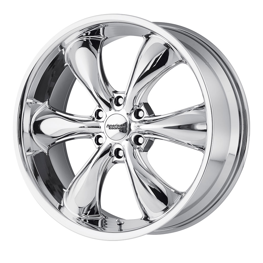 American Racing Wheels AR914 TT60 Truck - PVD