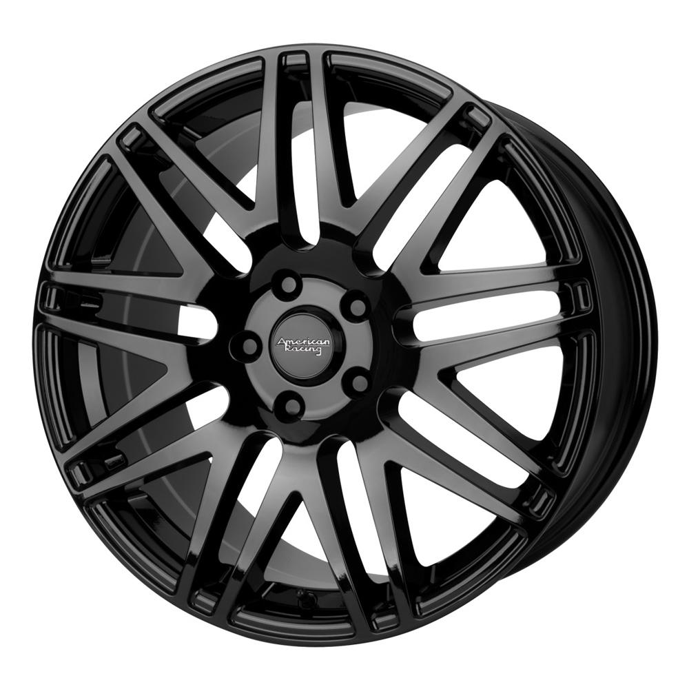 American Racing Wheels AR928 - Gloss Black Rim