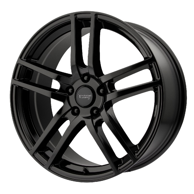American Racing Wheels AR929 - Gloss Black Rim