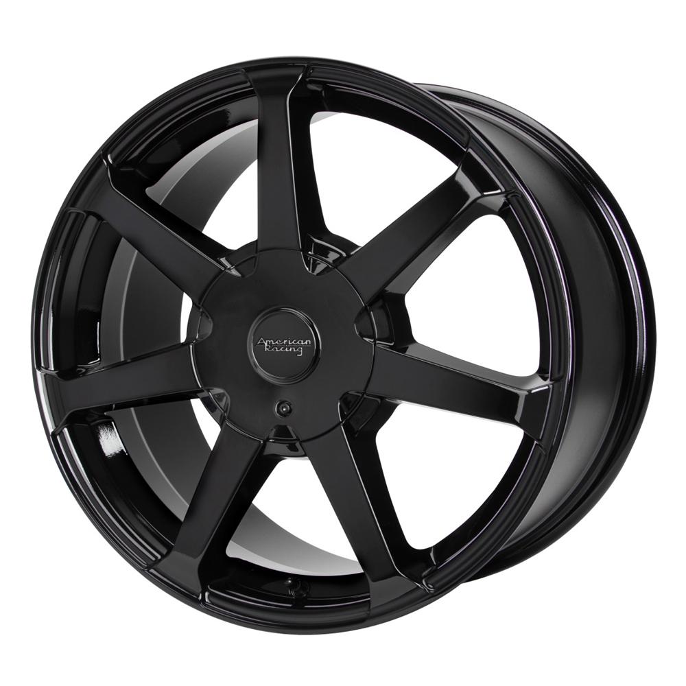 American Racing Wheels AR930 - Gloss Black Rim