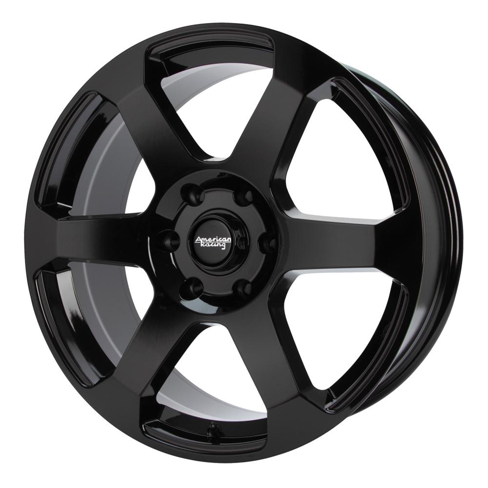 American Racing Wheels AR931 - Gloss Black Rim