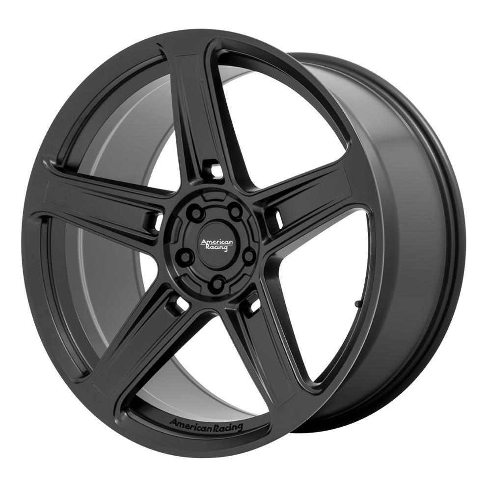 American Racing Wheels AR936 Hellion - Satin Black Rim
