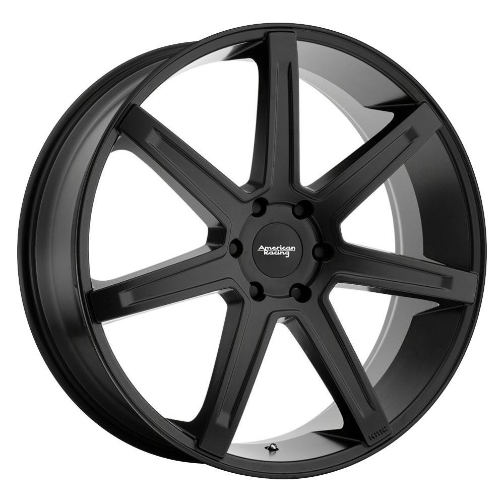 American Racing Wheels AR938 Revert - Satin Black Rim