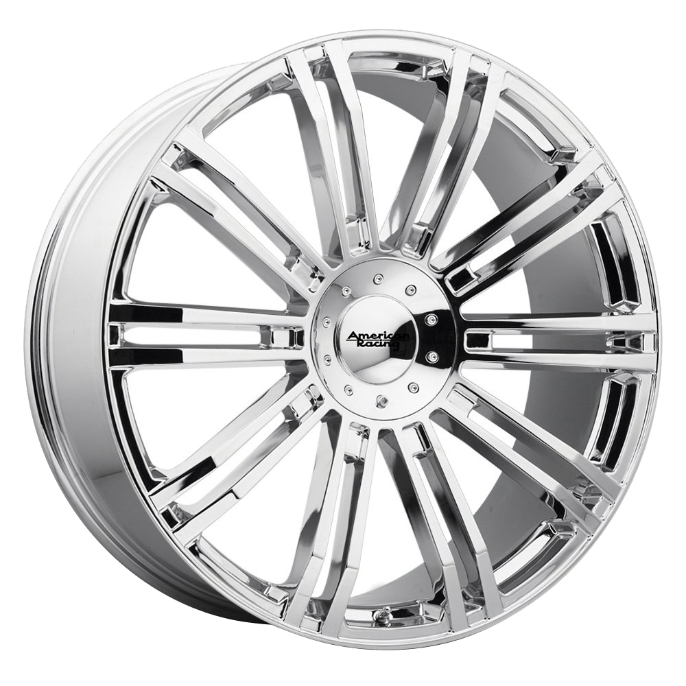 American Racing Wheels AR939 D2 - Chrome Rim