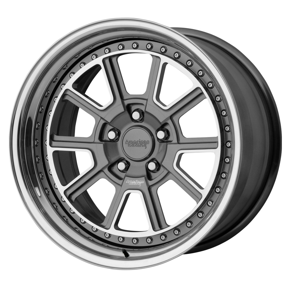 American Racing Wheels VF307 - Custom Finishes Rim