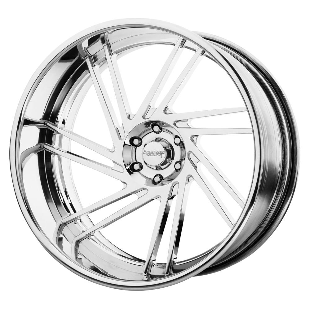 American Racing Wheels VF520 - Polished Rim