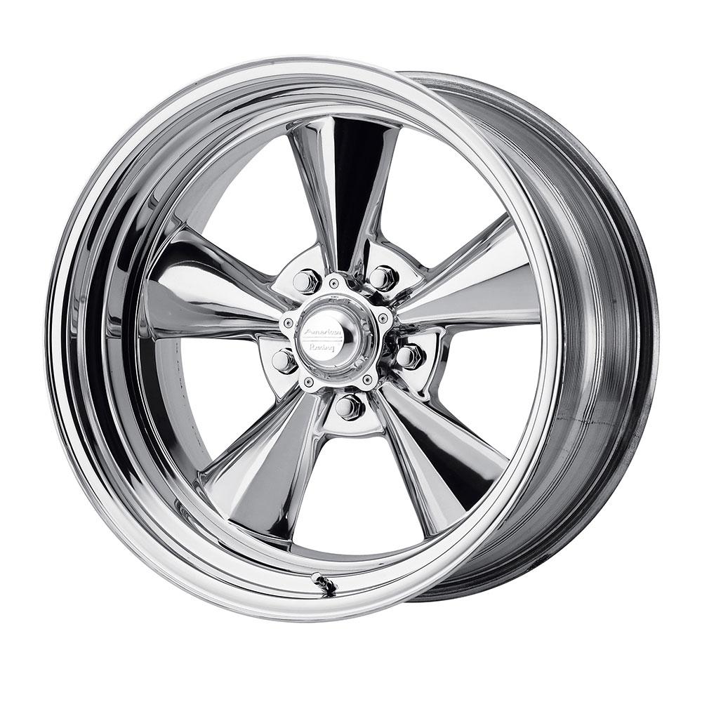 American Racing Wheels VN409 TTOP 2 Piece - Polished Rim