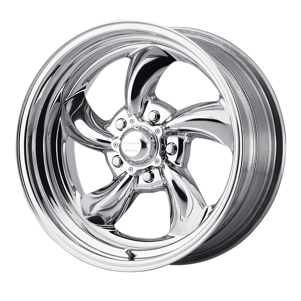 American Racing Wheels VN475 TTO Directional - Polished Rim