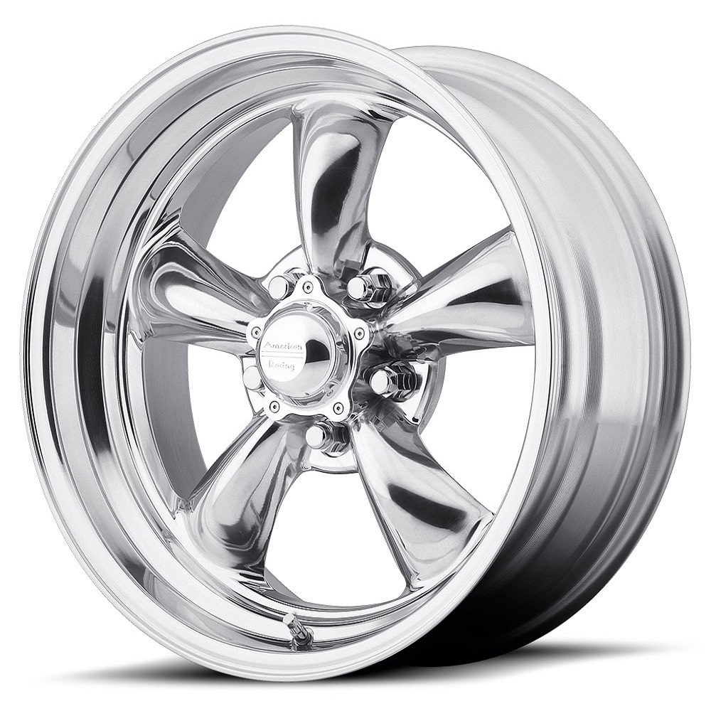Vn505 Torq Thrust Ii Polished By American Racing Wheels
