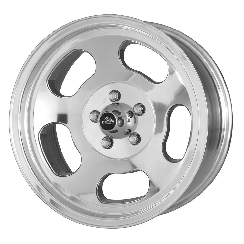 American Racing Wheels VN69 Ansen Sprint - Polished Rim