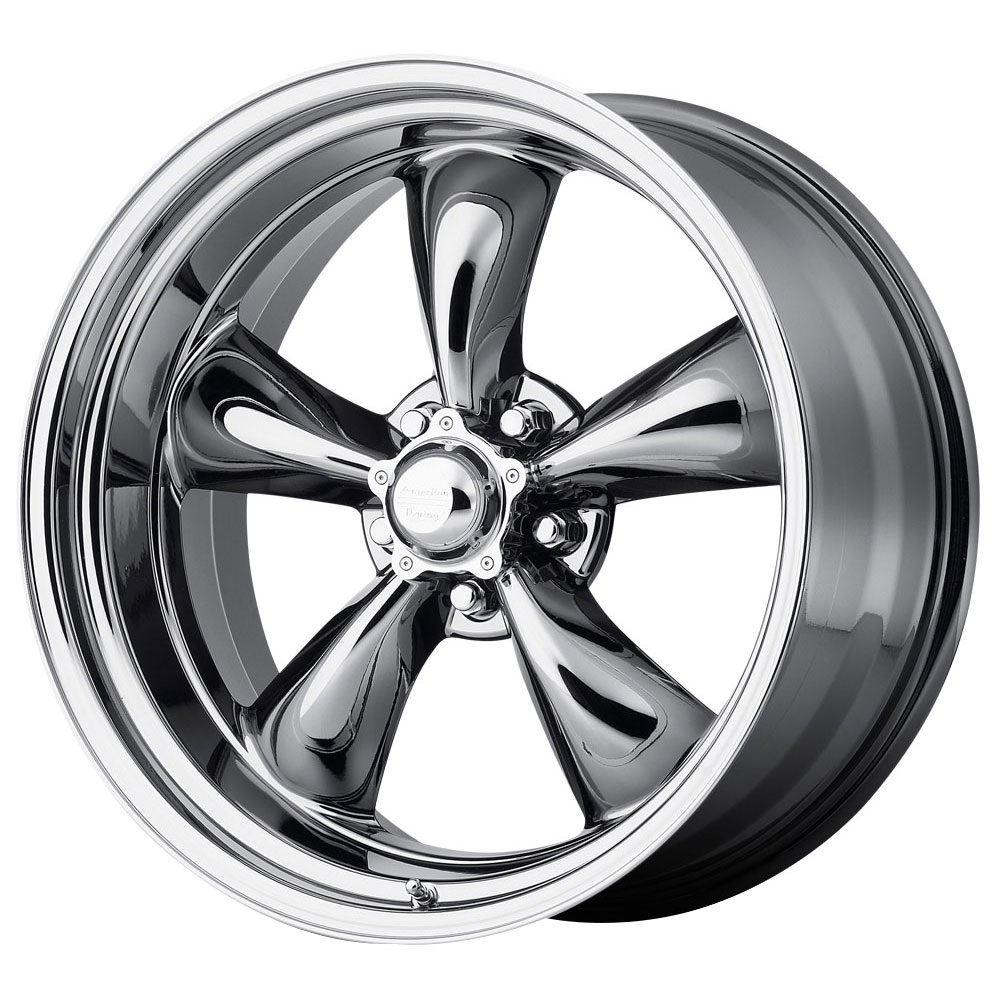 American Racing Wheels VN815 Torq Thrust II 1PC - PVD Rim