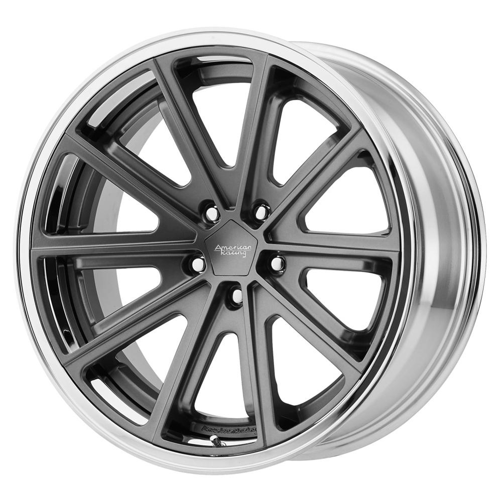 American Racing Wheels VN901 427-X - Polished Rim