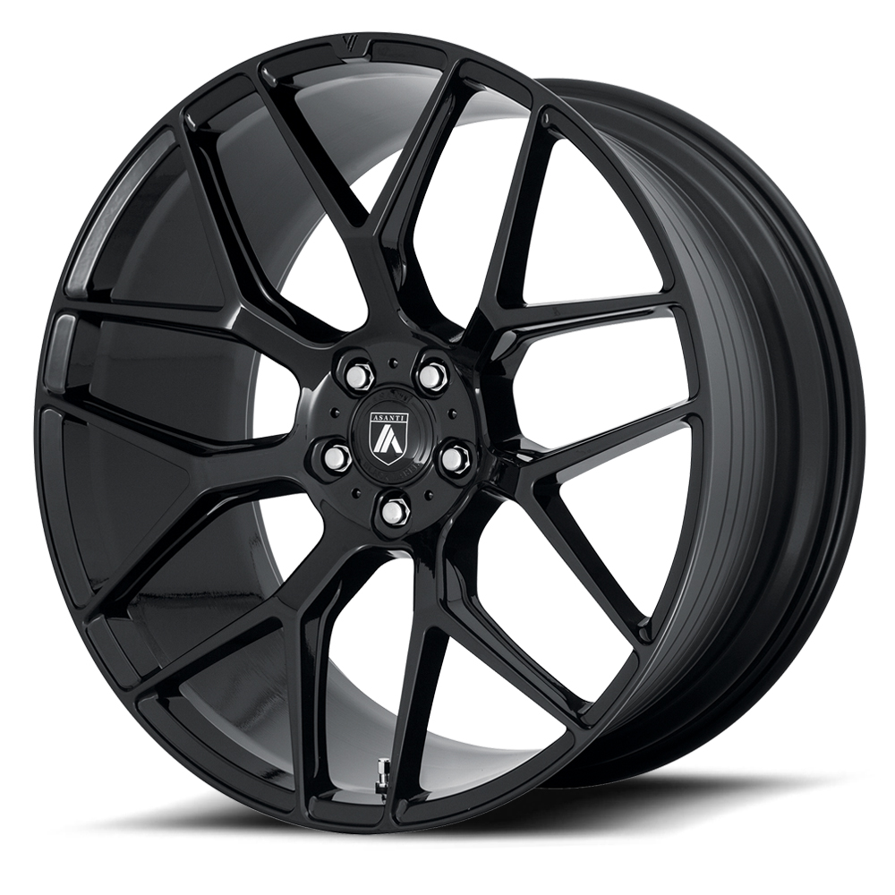 Asanti Wheels ABL27 Dynasty - Gloss Black Rim