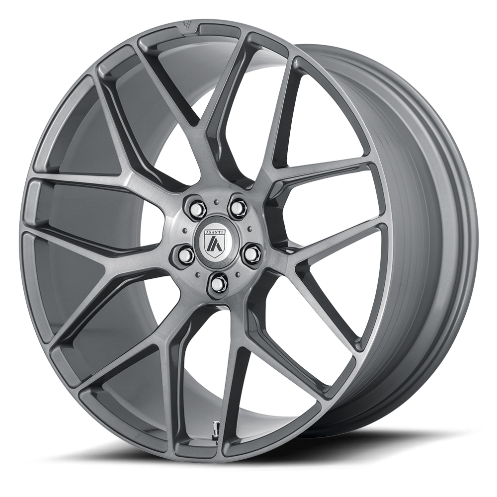 Asanti Wheels ABL27 Dynasty - Titanium Brushed Rim