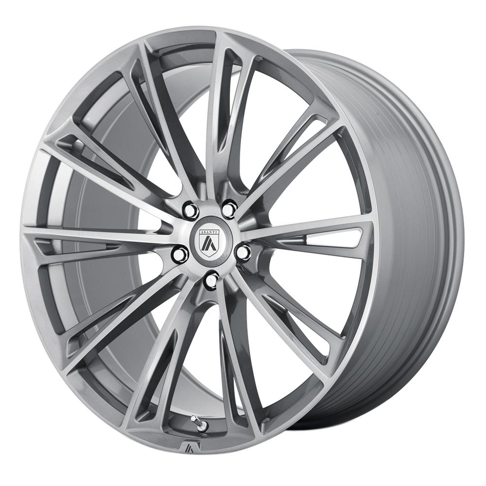 Asanti Wheels ABL-30 Corona - Titanium Brushed Rim