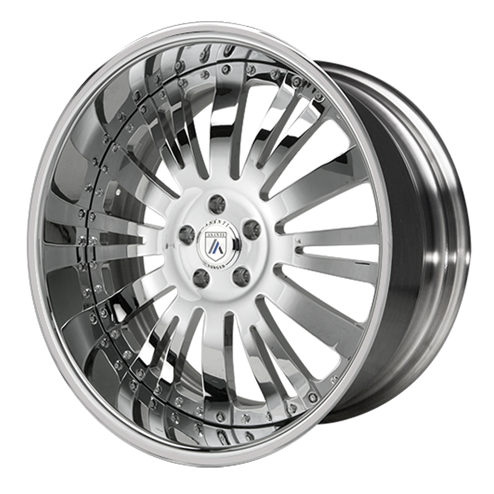 Asanti Wheels AF113 - Custom Finishes Rim