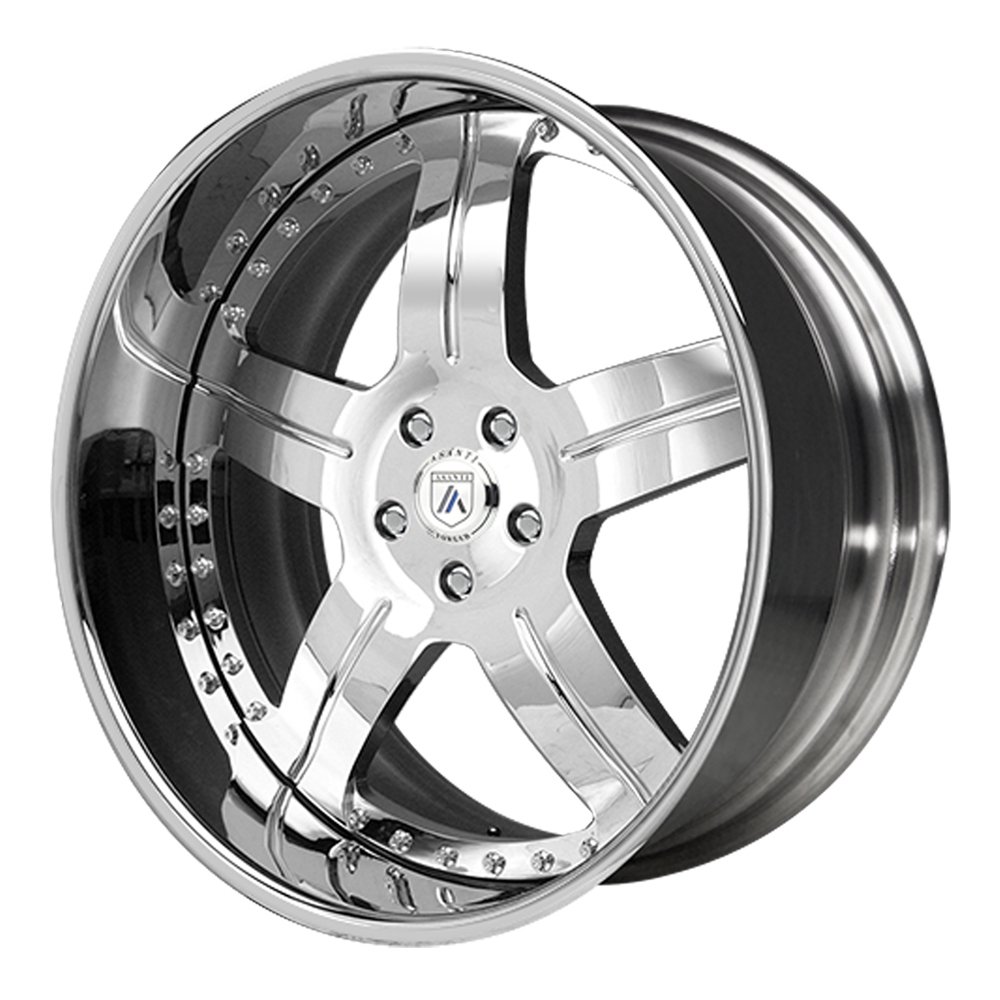 Asanti Wheels AF118 - Custom Finishes Rim