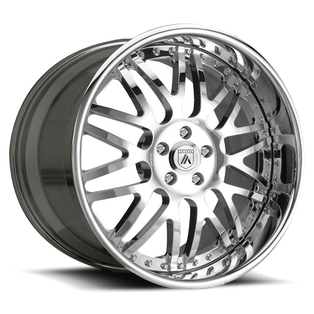 Asanti Wheels AF120 - Custom Finishes Rim