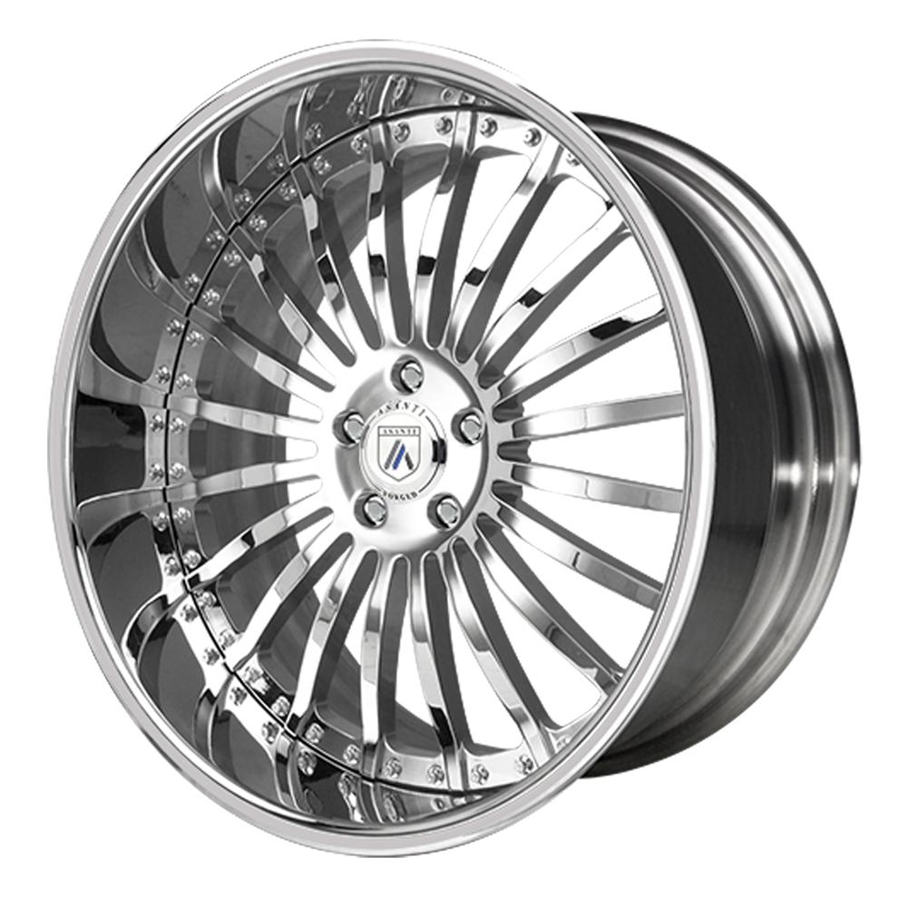 Asanti Wheels AF122 - Custom Finishes Rim