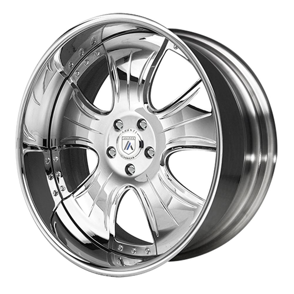 Asanti Wheels AF124 - Custom Finishes Rim