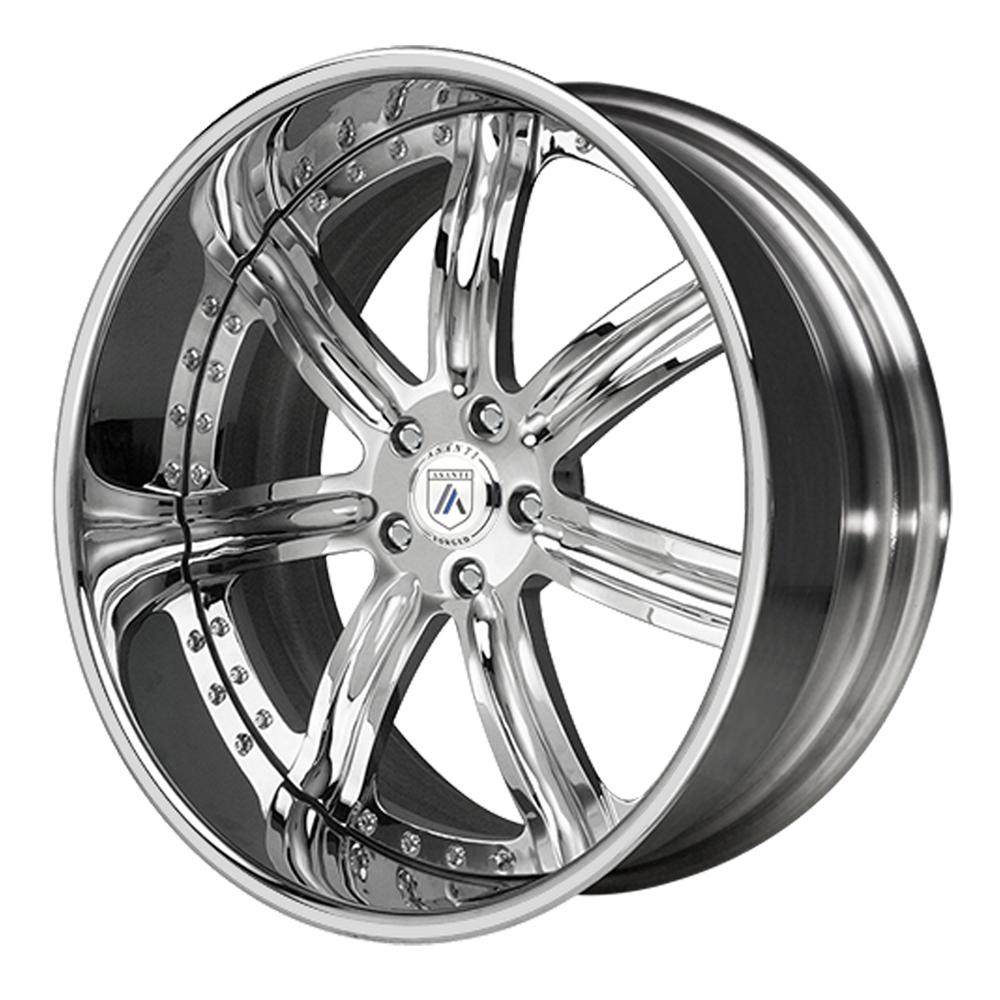Asanti Wheels AF126 - Custom Finishes Rim