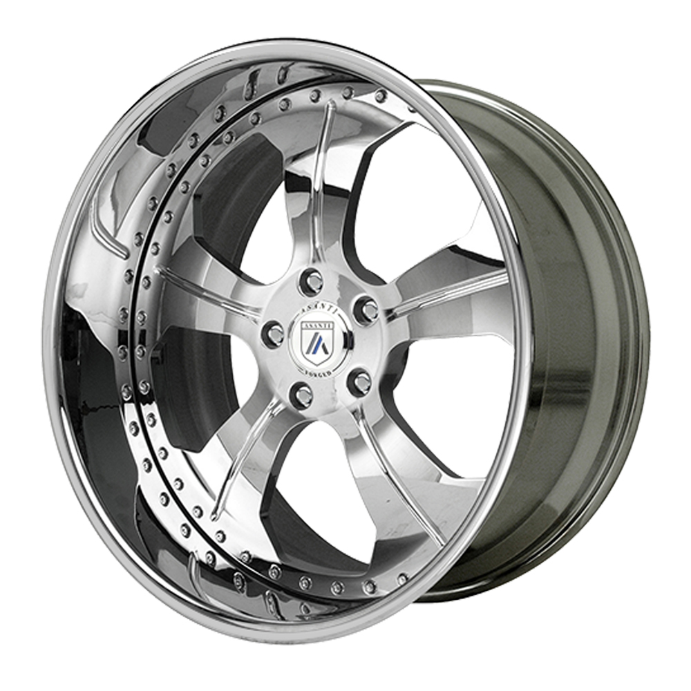 Asanti Wheels AF127 - Custom Finishes Rim