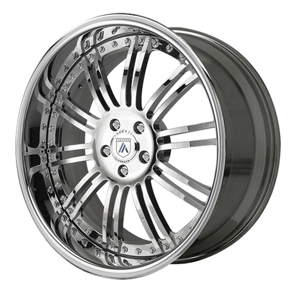 Asanti Wheels AF128 - Custom Finishes Rim