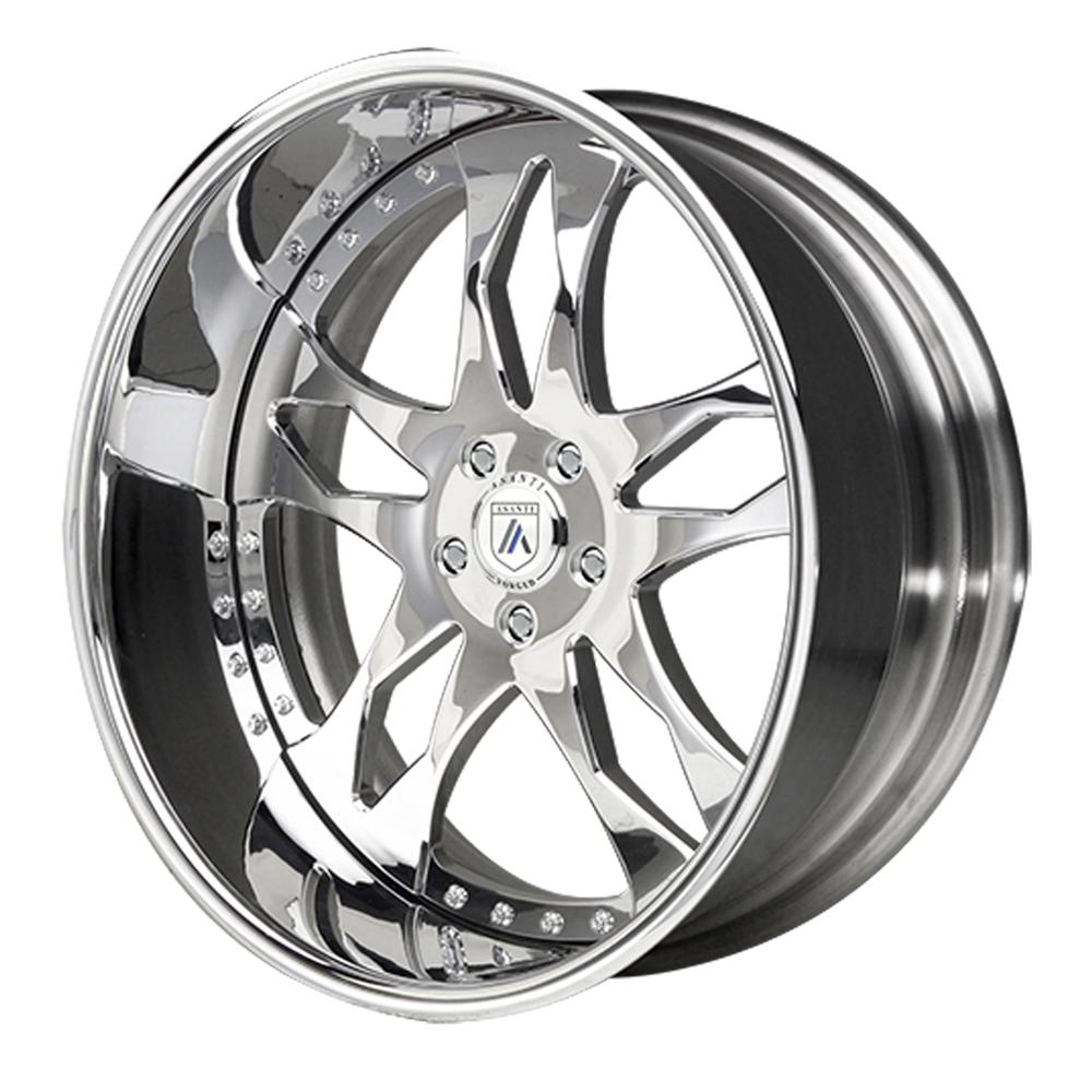 Asanti Wheels AF129 - Custom Finishes Rim