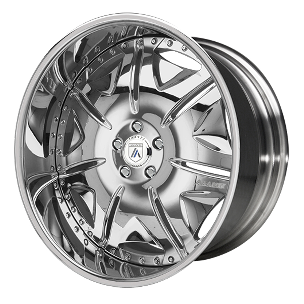 Asanti Wheels AF139 - Custom Finishes Rim