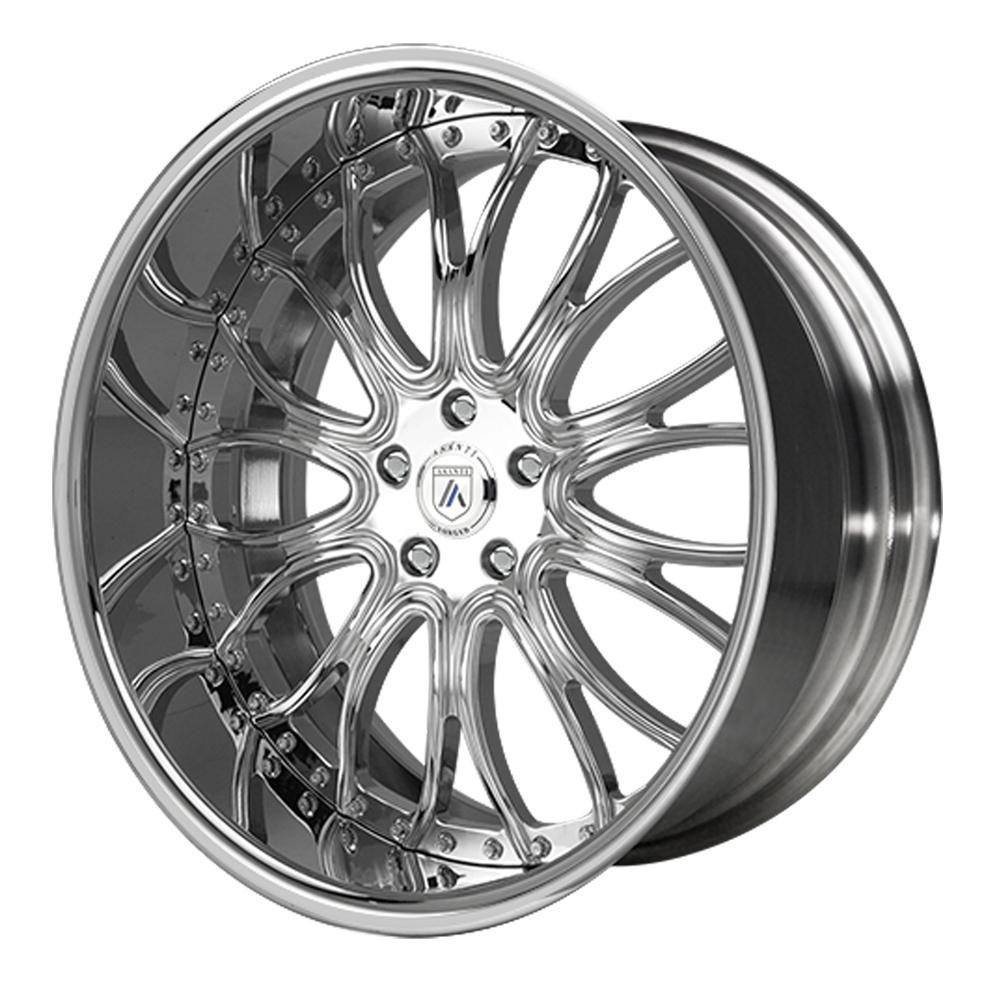 Asanti Wheels AF145 - Custom Finishes Rim