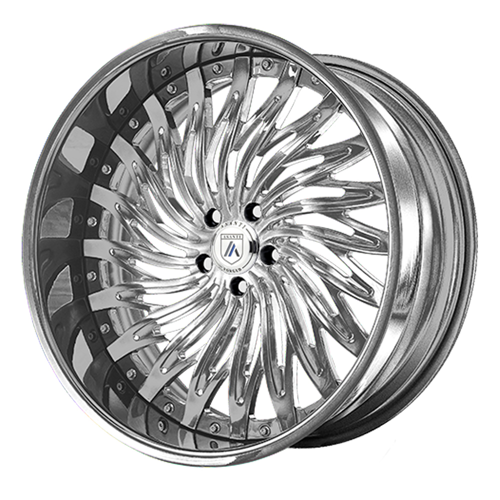 Asanti Wheels AF824 - Custom Finishes Rim
