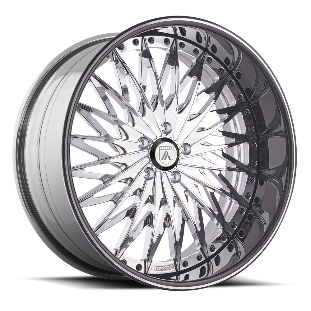 Asanti Wheels AF828 - Custom Finishes Rim