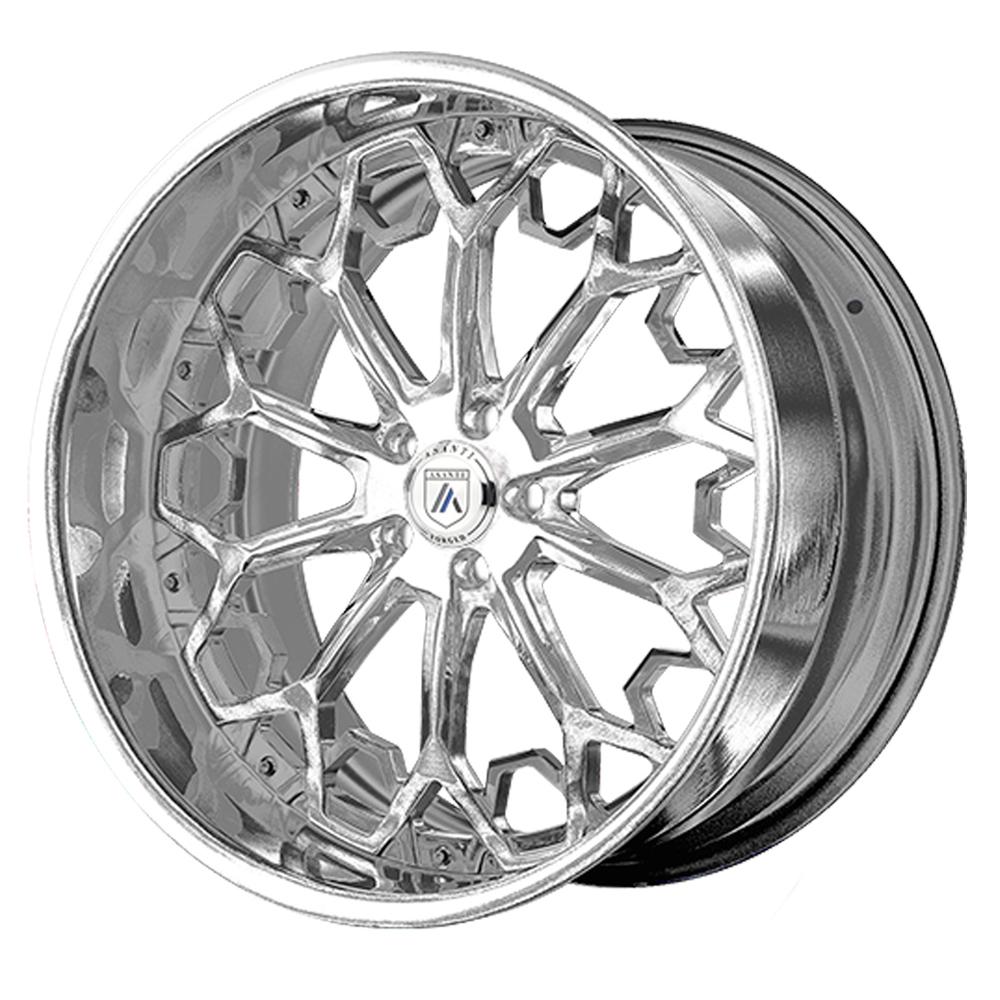 Asanti Wheels AF829 - Custom Finishes Rim