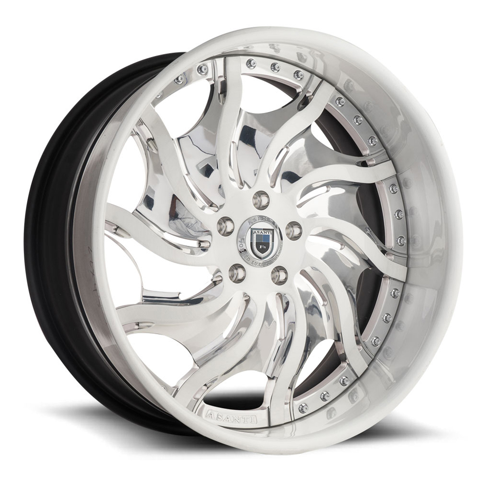Asanti Wheels AF831 - Custom Finishes Rim