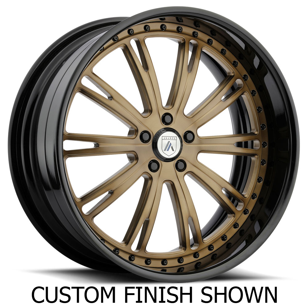 Asanti Wheels AF851 - Custom Finishes Rim