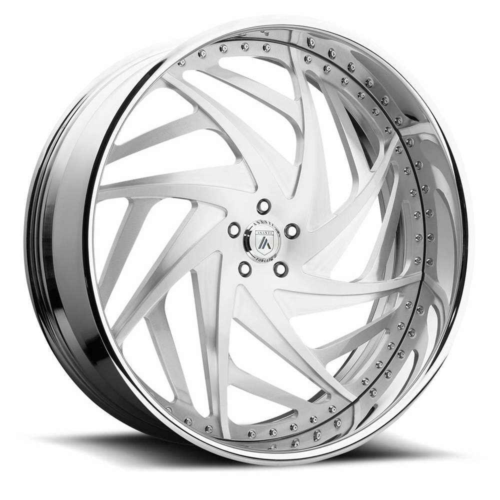 Asanti Wheels AF863 - Custom Finishes Rim