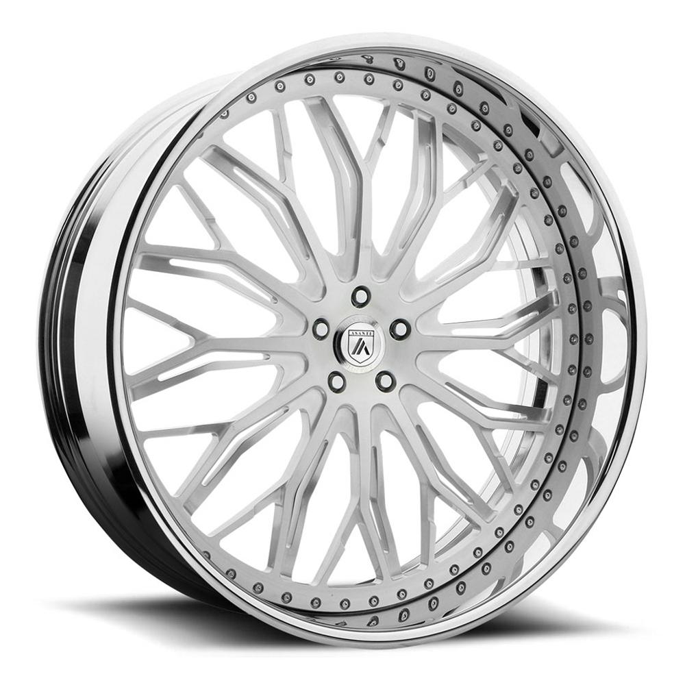 Asanti Wheels AF866 - Custom Finishes Rim