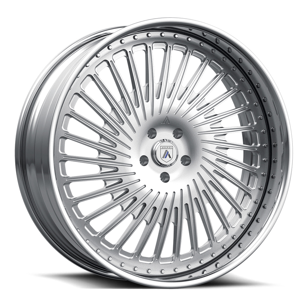 Asanti Wheels AF872 - Custom Finishes Rim