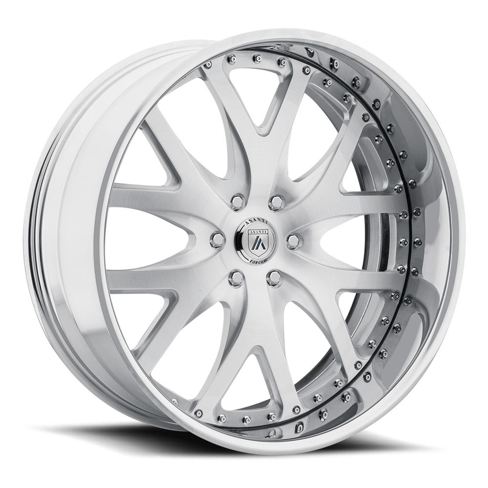 Asanti Wheels AF873 - Custom Finishes Rim