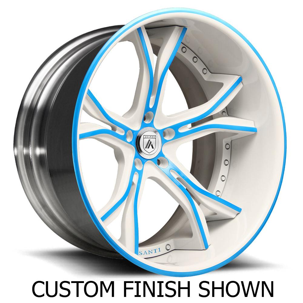 Asanti Wheels CX176 - Custom Finishes Rim