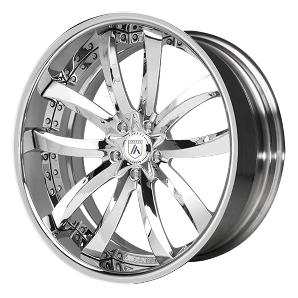Asanti Wheels CX503 - Custom Finishes Rim