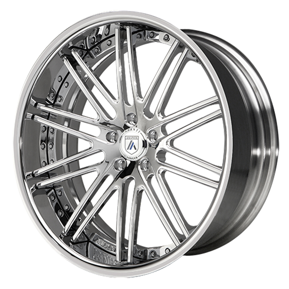 Asanti Wheels CX504 - Custom Finishes Rim