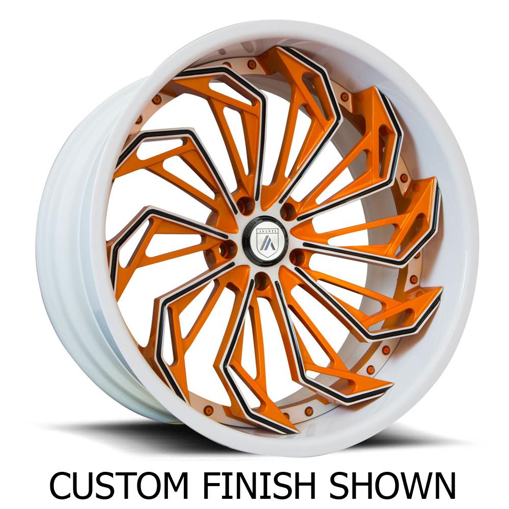 Asanti Wheels CX839 - Custom Finishes Rim