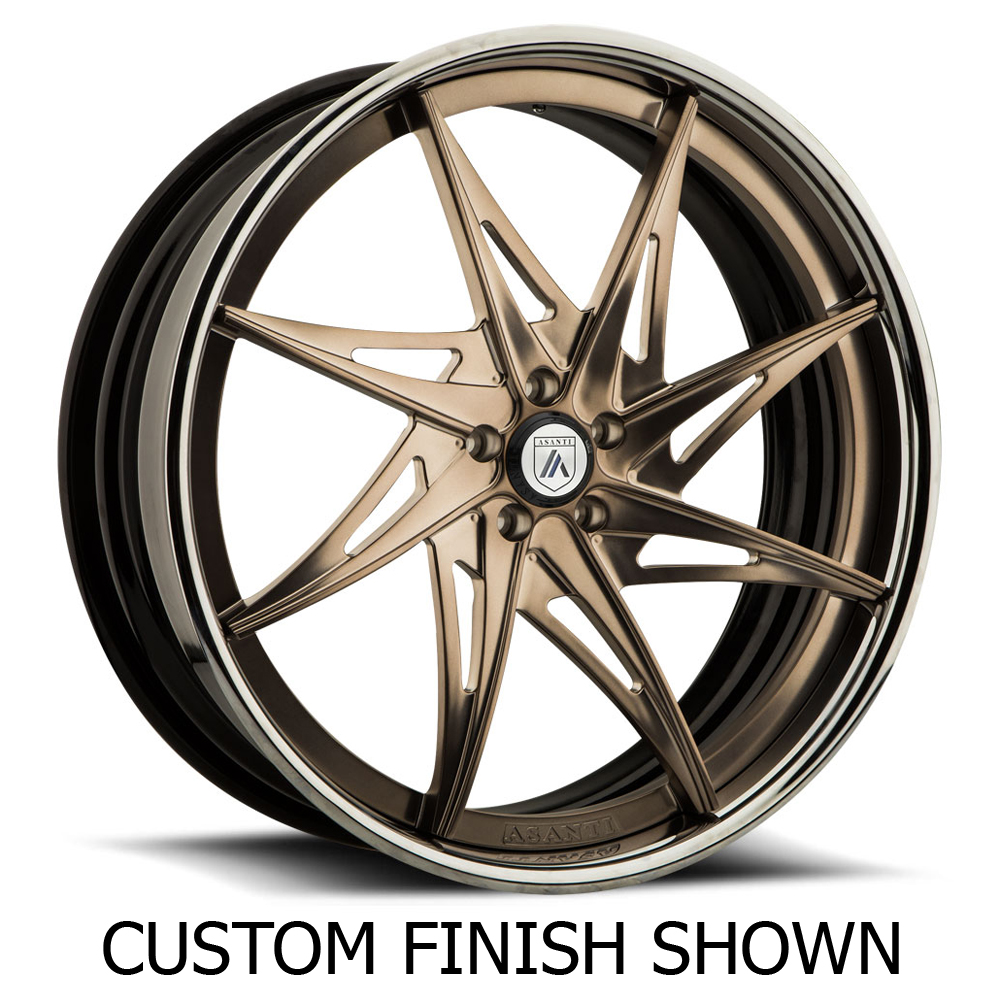 Asanti Wheels CX848 - Custom Finishes Rim