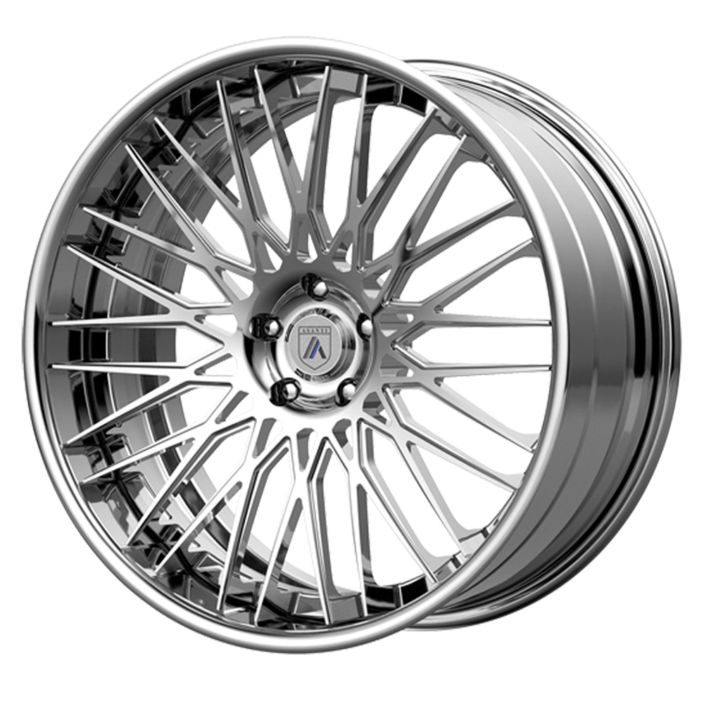 Asanti Wheels CX857 - Custom Finishes Rim