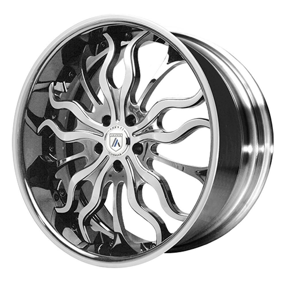 Asanti Wheels DA180 - Custom Finishes Rim