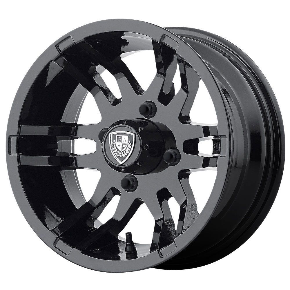 FA140 Flex - Gloss Black - 14x6.5